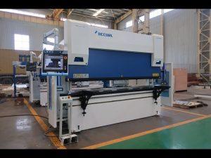 6 অক্ষ CNC প্রেস ব্রেক মেশিন 100 টন x 3200mm